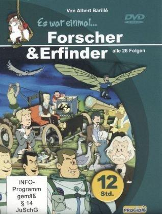 Es war einmal... Forscher und Erfinder [6 DVDs] @ buecher.de für 27,99€ (evtl. 27,37€)