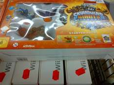 [local] [real Goslar] Skylanders: Giants - Starter Pack - Nintendo Wii