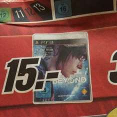 Beyond Two Souls // Mediamarkt