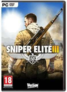 [Steam] Sniper Elite 3 (Uncut) @ Simplycdkeys