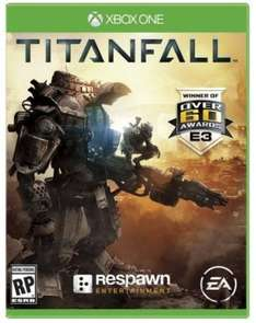[amazon WHD]  TITANFALL f. Xbox ONE ... 34,12€