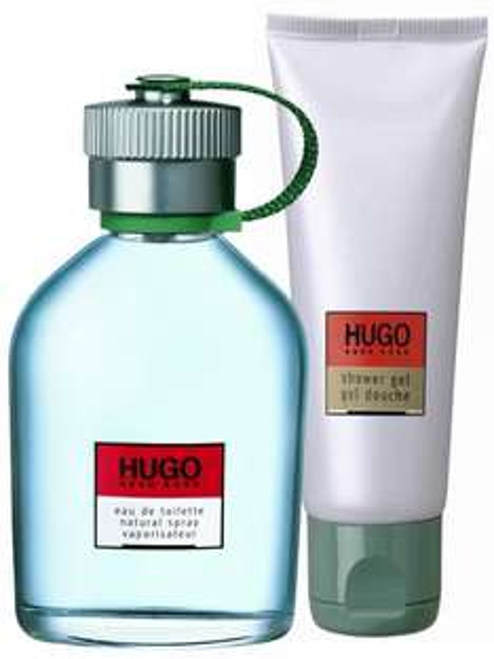 Hugo Boss: HUGO Set Eau de Toilette 75 ml + 1 x Shower Gel 100 ml @Der Gepflegte Mann