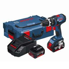 Bosch GSB 18 V-LI Professional 2 x 4,0 Ah + L-Boxx - 279,95€ AMAZON MARKETPLACE