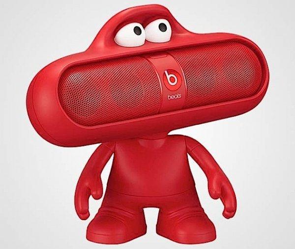 Beats by Dr. Dre Pill inkl. Dude nur Rot für 83,95€ @Smartkauf