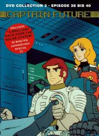 Captain Future - DVD Collection 2