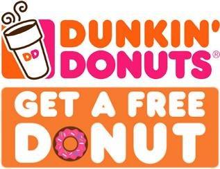 Dunkin' Donuts (Global Donut Day am 06.06.2014): Gratis-Donut zu jedem Getränk deutschlandweit in vielen Filialen! (Update: laut DD München weltweit in allen Filialen!)