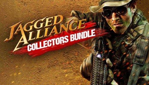 Jagged Alliance: Collector's Bundle [Steam] für 7,35€ @Amazon.com