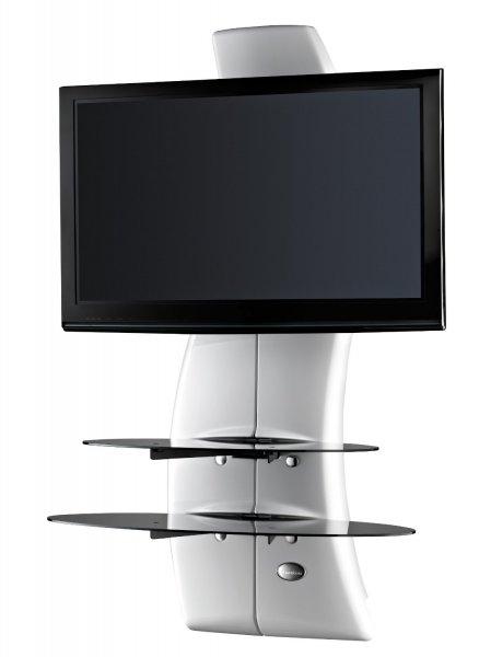 Meliconi Ghost Design 2000 für 189,99€ - Wandhalterung für den TV @ Amazon
