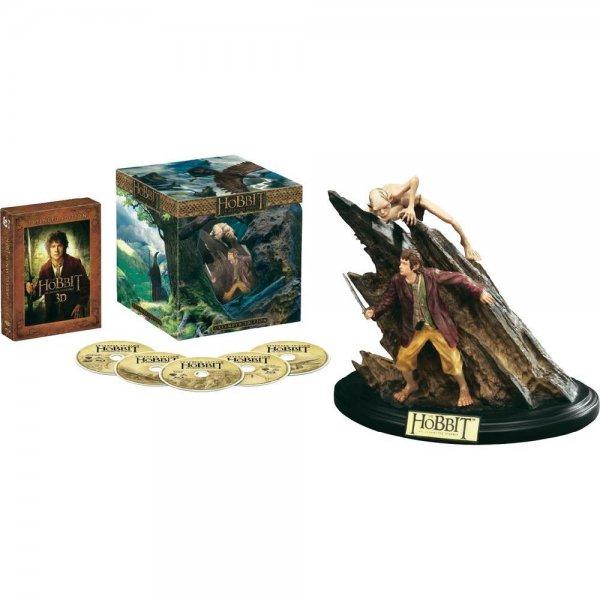 Der Hobbit - Eine unerwartete Reise 3D (Extended 5 Disc Blu Ray) 42,99 € @ Alphamovies