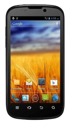 ZTE Grand X IN Intel schwarz für 95,90€ @ Amazon Marketplace Händler Handyliga (15% Ersparnis)