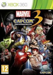 Marvel VS Capcom 3: Fate Of Two Worlds  -Xbox360- für ca. 14,70€ incl.Versand