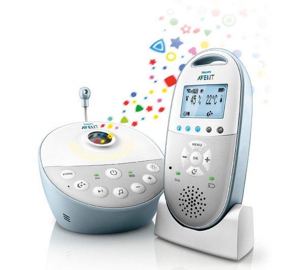 Philips AVENT SCD580/00 Babyphone DECT