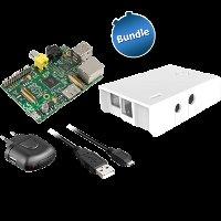 [ zackzack .de] Raspberry Pi Model B Bundle inkl. Netzteil und Gehäuse