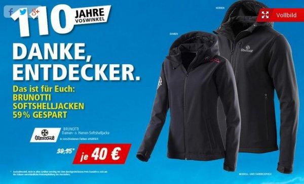 [LOKAL]Brunotti Softshelljacke bei InterSport Vosswinkel 40€ Statt Idealo 61,90€