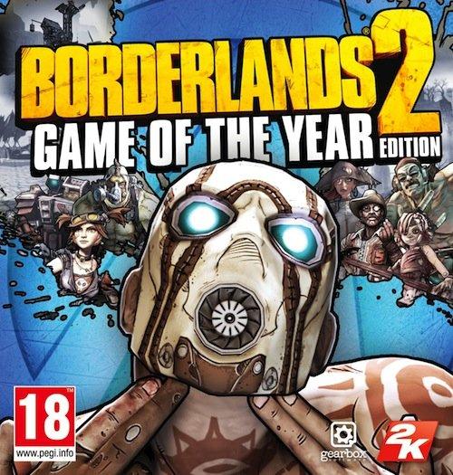 Borderlands 2 GOTY PC/MAC bei Nuuvem für ~8,55 Euro