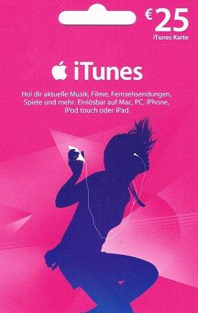 Penny - 30€ iTunes Guthaben für 25€ (25€ Karte kaufen & 5€ Promo-Code zusätzlich erhalten)