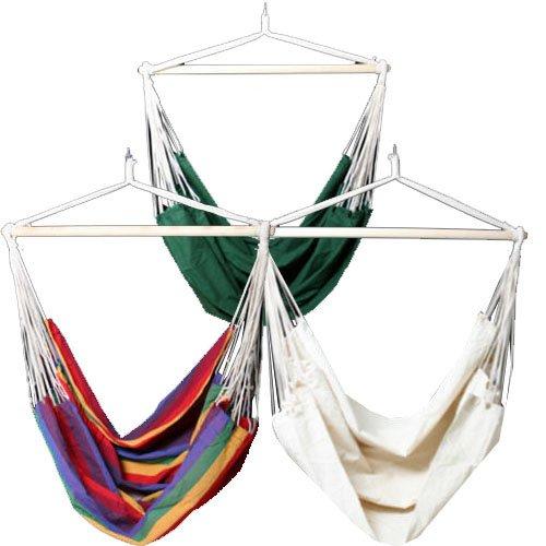 Hängestuhl Hängesessel bis 150 kg - 3 Farben zur Auswahl für 19,99€ @ Ebay