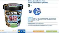 Lokal Frankreich Leclercdrive Ben&Jerry´s Vanille Cookie dough 500ml / 2,73 €
