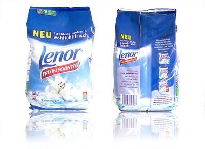 [SCHLECKER LOKAL] Lenor Vollwaschmittel 18WL + Lenor Weichspüler 750ml zusammen für 1,99€
