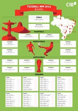 Gratis WM-Spielplan von CIB