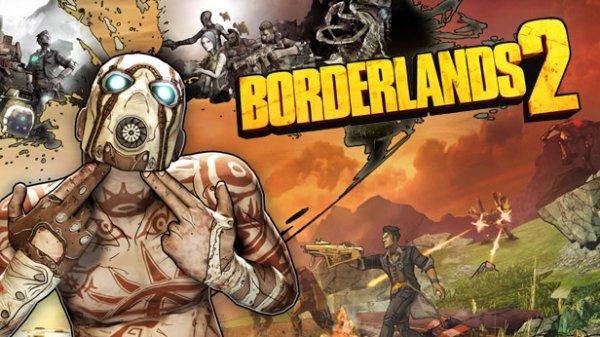 Borderlands 2 (PC/Mac) [Steam] für 3,66 €