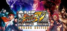 Super Street Fighter® IV Arcade Edition für 4,99€  @ Steam