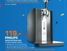 (Lokal Bremen) Philips Perfect Draft HD 3620