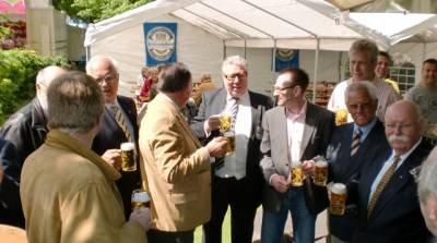 Köln: 1.6.2014 - Porzer Inselfest - Konzert von 11 Uhr bis 22 Uhr diverse Interpreten