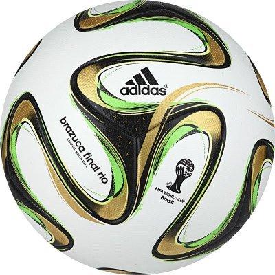 Adidas Fußball Brazuca Final 2014 (OMB) 61,99 EUR @ cortexpower.de