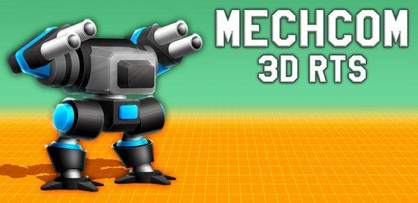 [Amazon App Shop] MechCom - 3D RTS Gratisapp des Tages