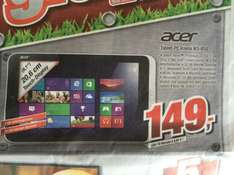 "Tootal Bremerhaven: Acer Iconia W3-810 Win8, 8"" Tablet, 2 GB, 32 GB"