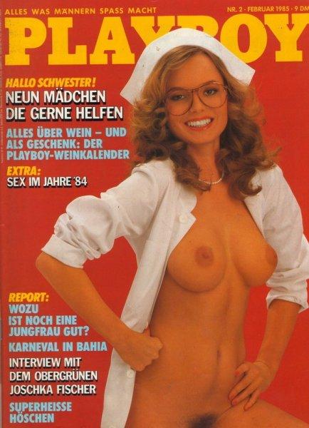 Jahresabo Playboy für 19€