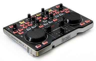 Nur bis 18 Uhr heute! Hercules DJ Control MP3 LE 4780505 @Amazon 45€