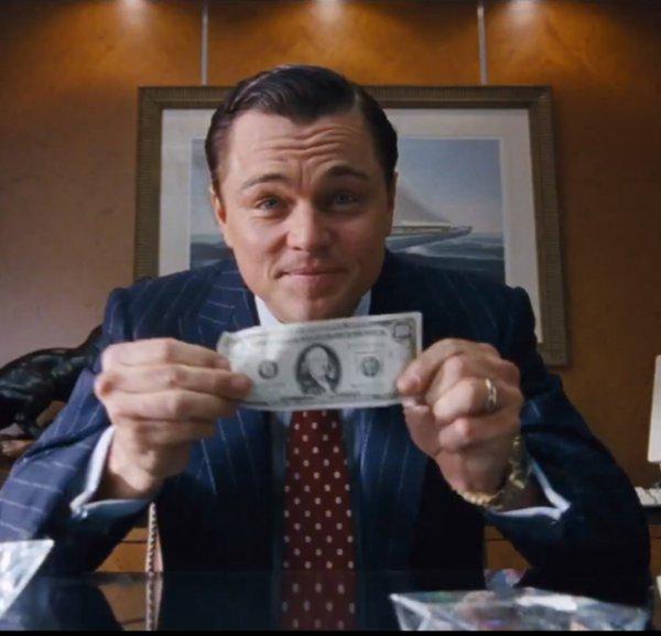 [HAMBURG] The Wolf of Wall Street [Blu-ray] im Saturn EEZ für 9 Euro