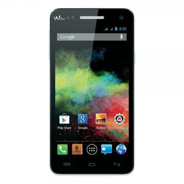 Wiko Rainbow Dual Sim Smartphone 5 Zoll B Ware @conradebay