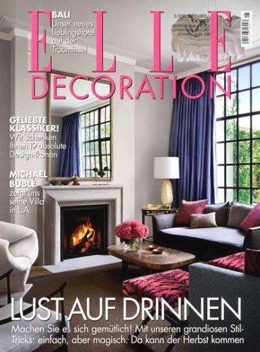 1 Jahr Elle Decoration für effektiv 1€