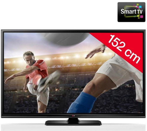 """LG Smart-Plasma TV 60""""  für 752,42 EUR inklusive Versandkosten"""