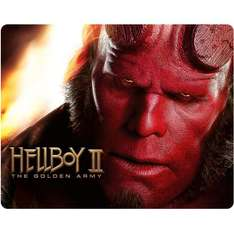 Hellboy 2 - The Golden Army - 100th Anniversary Steelbook Collection für 8,58€ @WOW HD