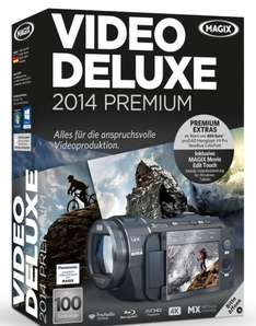 [AMAZON] MAGIX Video deluxe 2014 Premium