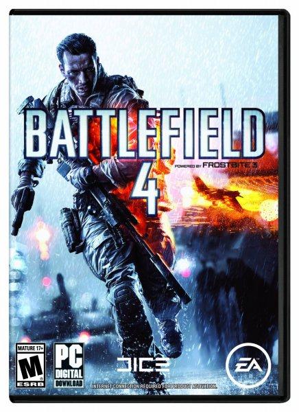 Battlefield 4 für 14€ [Amazon] [Origin]