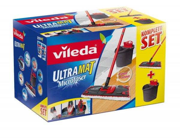Vileda Ultramat Komplettset für 14,99€ bei Poco Domäne (offline)