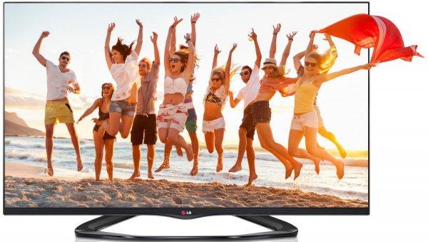 [Amazon] LG 55LA6608 139 cm (55 Zoll) Cinema 3D LED-Backlight-Fernseher für 749,99 Euro
