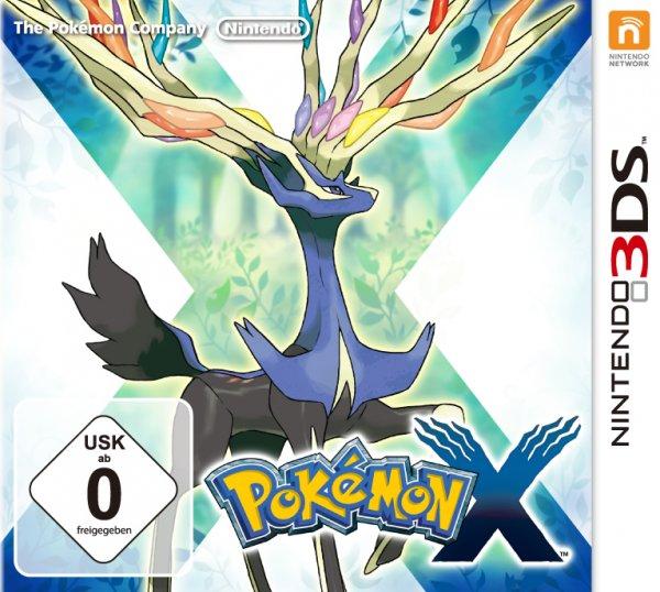 [eBay] Pokémon X auf Nintendo 3DS für 32,50€