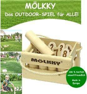 Mölkky Klassik für 17,99€ (Neukunden für 14,99€) inkl. Versand