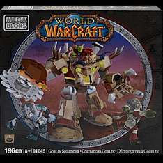 MEGA Bloks - World of Warcraft diverse Sets bis zu -77% gegenüber Bestpreis! @Action lokal