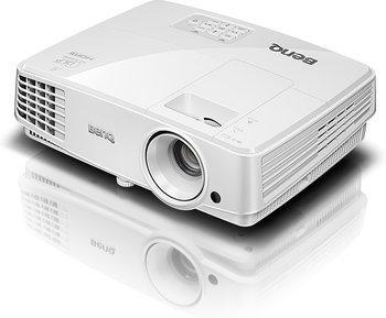 BenQ TW523P DLP-Projektor (WXGA, Kontrast 13000:1, 1280 x 800 Pixel, 3000 ANSI Lumen, VGA, HDMI)  für 339€ @ ZackZack