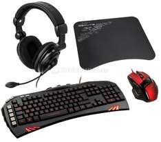 Speedlink Gaming Control King Kit (VIRTUIS, DECUS, REPUTE, MEDUSA STEREO) - 16% Ersparnis