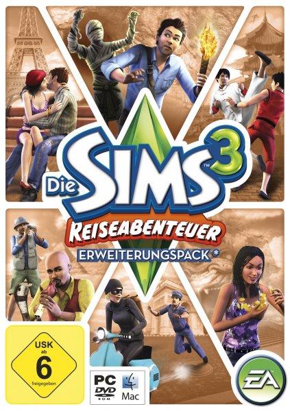Die Sims 3 Reiseabenteuer (Erweiterung)