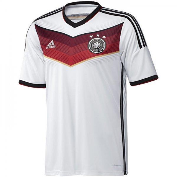 2 x ADIDAS DFB Trikot Home WM 2014 für 99,98 € Versandkostenfrei (49,99 Einzelpreis) bei einem Rakuten Händler