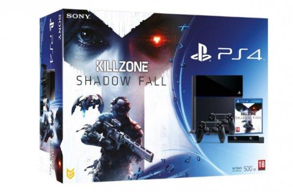 Playstation 4 500GB + Killzone: Shadow Fall für 419€